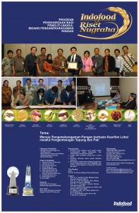 Indofood Riset Nugraha 2012